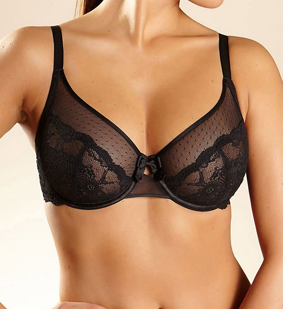 Chantelle 1731 Idole Underwire 2 Part Cup Bra