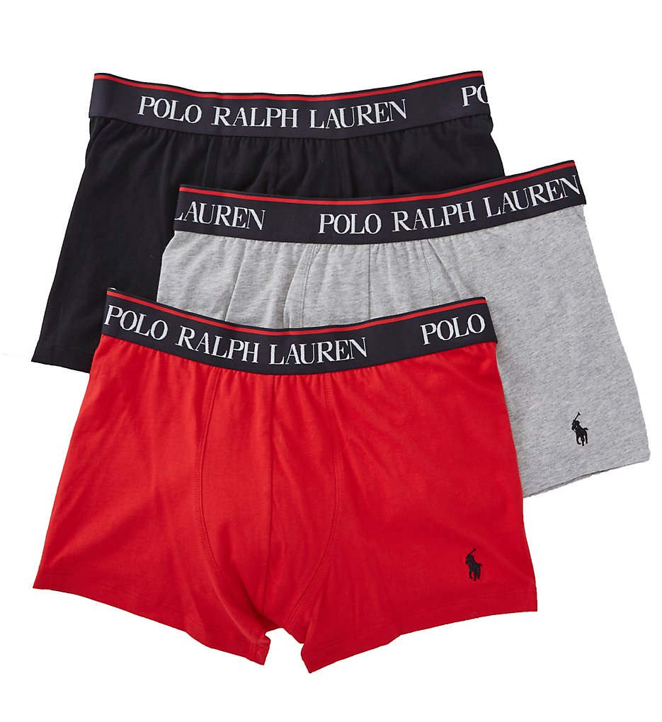 polo ralph lauren lebbp3 stretch cotton pouch boxer briefs 3 pack ebay. Black Bedroom Furniture Sets. Home Design Ideas