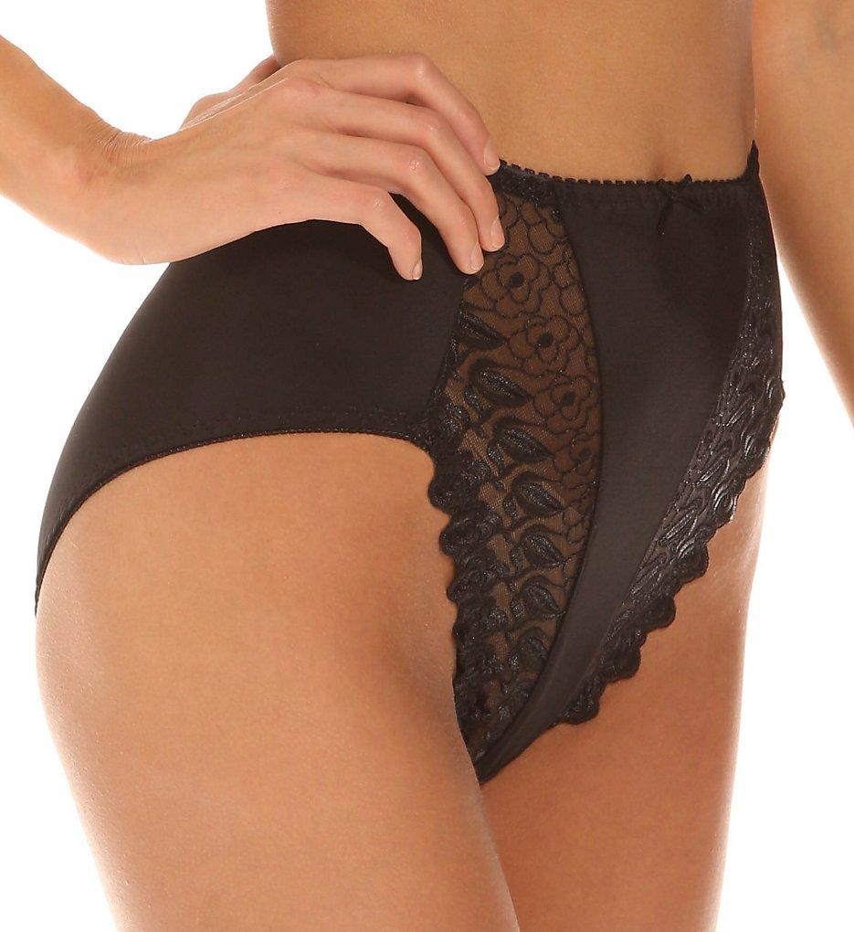 High Cut Lace Panties 2