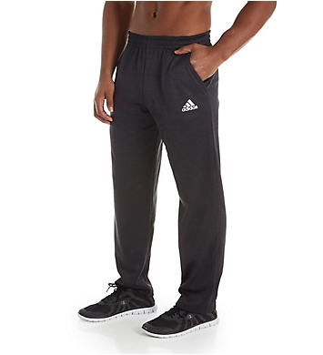 Adidas Team Issue Regular Fit Open Hem Fleece Pant