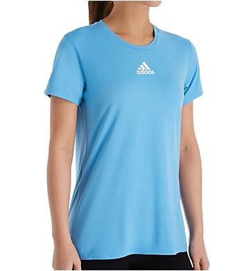 Adidas Creator Climalite Short Sleeve Crew Neck Tee