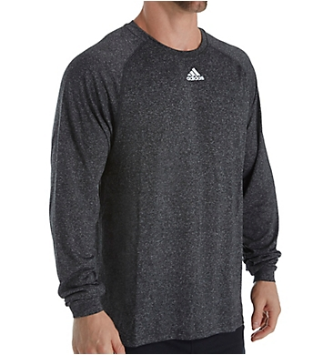 Adidas Climalite Relaxed Fit Long Sleeve T-Shirt