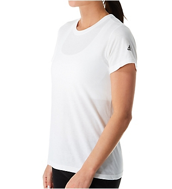Adidas Go-To Performance Short Sleeve Crew Neck Tee