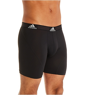 Adidas Sport Performance Boxer Briefs - 2 Pack