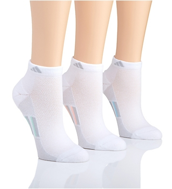 Adidas Climacool Superlite Stripe Low Cut Sock - 3 Pack