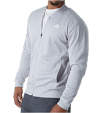 Adidas Team Issue Fleece Bomber Jacket