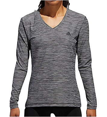 Adidas Tech Long Sleeve T-Shirt