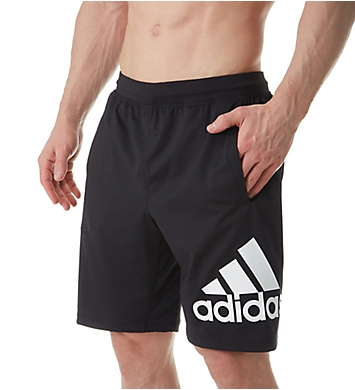 Adidas Training Big Logo 9 Inch Short