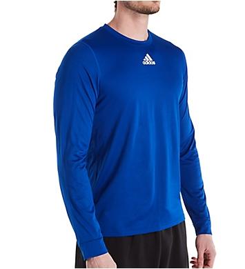 Adidas Climalite Creator Long Sleeve T-Shirt
