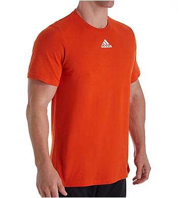 Adidas Amplifier Regular Fit Cotton T-Shirt