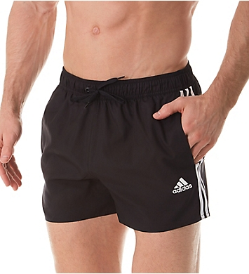 Adidas 3 Stripe CLX Swim/Run Short