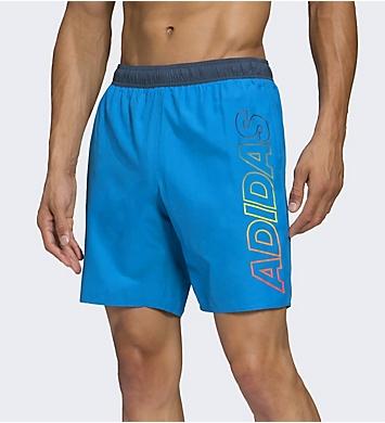 Adidas Lineagle CLX 19 Inch Swim Short
