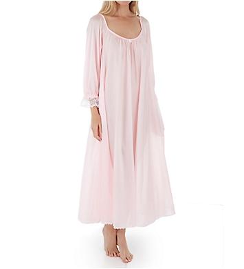 Amanda Rich Long Sleeve Ankle Length Gown