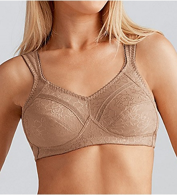 Amoena Nora Wireless Cotton Bra