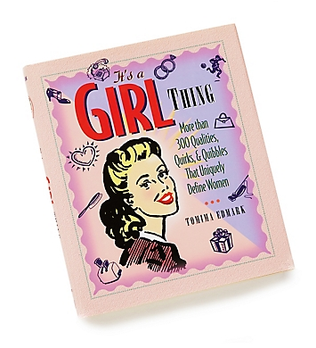 Andra Group It's a Girl Thing Book