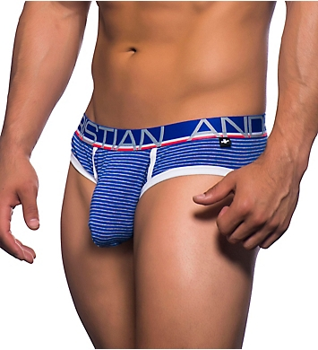 Andrew Christian Limited Edition Ace Striped Brief