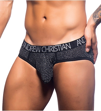 Andrew Christian Almost Naked Glitz Brief