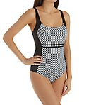 Cariba Finja Underwire One Piece Swimsuit