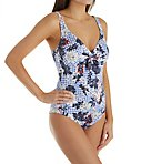 North Shore Olivia Wire Free One Piece Swimsuit