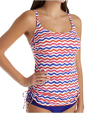 Anita Sunset Beauty Lucy Wire Free Tankini Swim Top