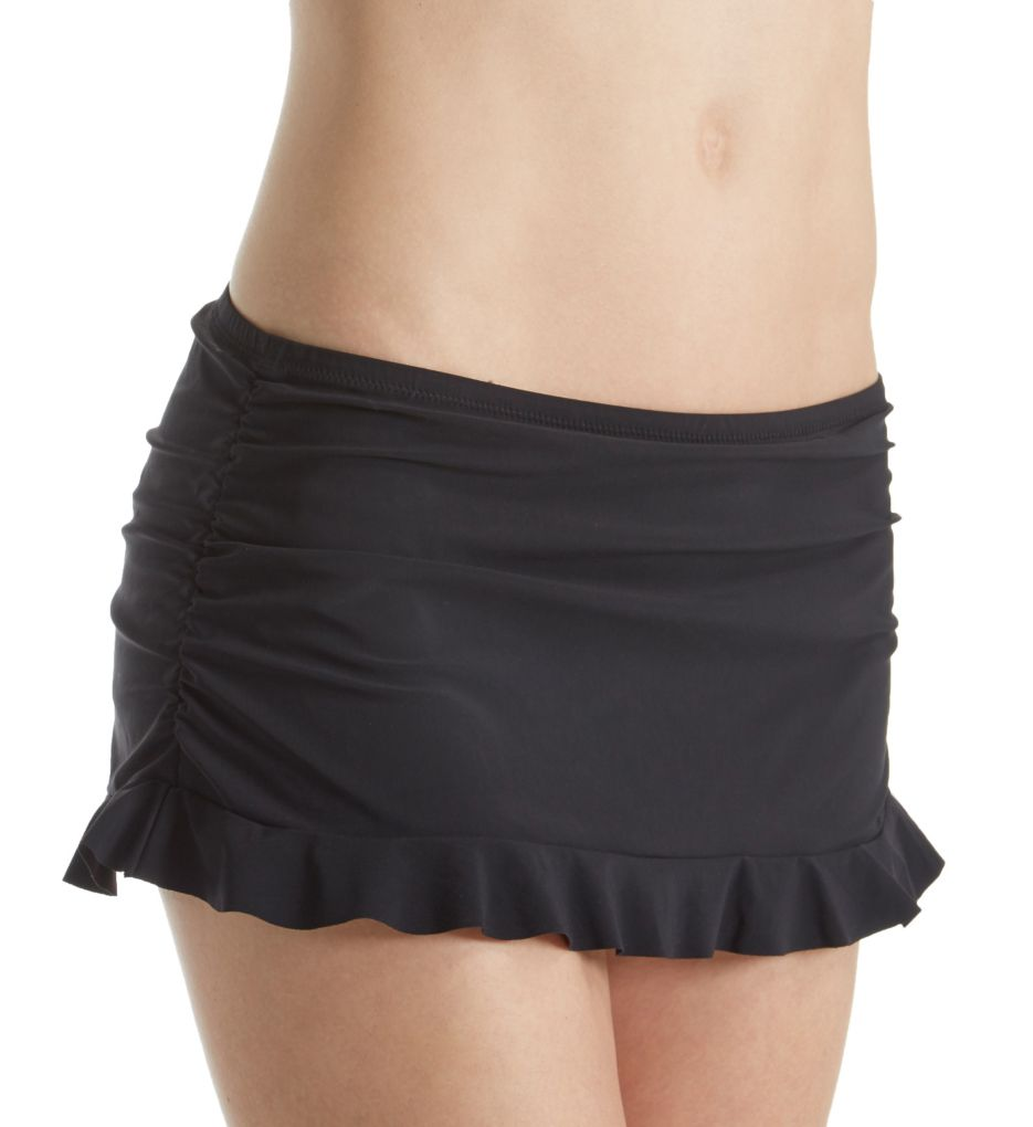 Anita Island Hopping Kiki Skirted Brief Swim Bottom