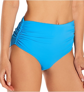 Anne Cole Live In Color Convertible Fold Bikini Swim Bottom