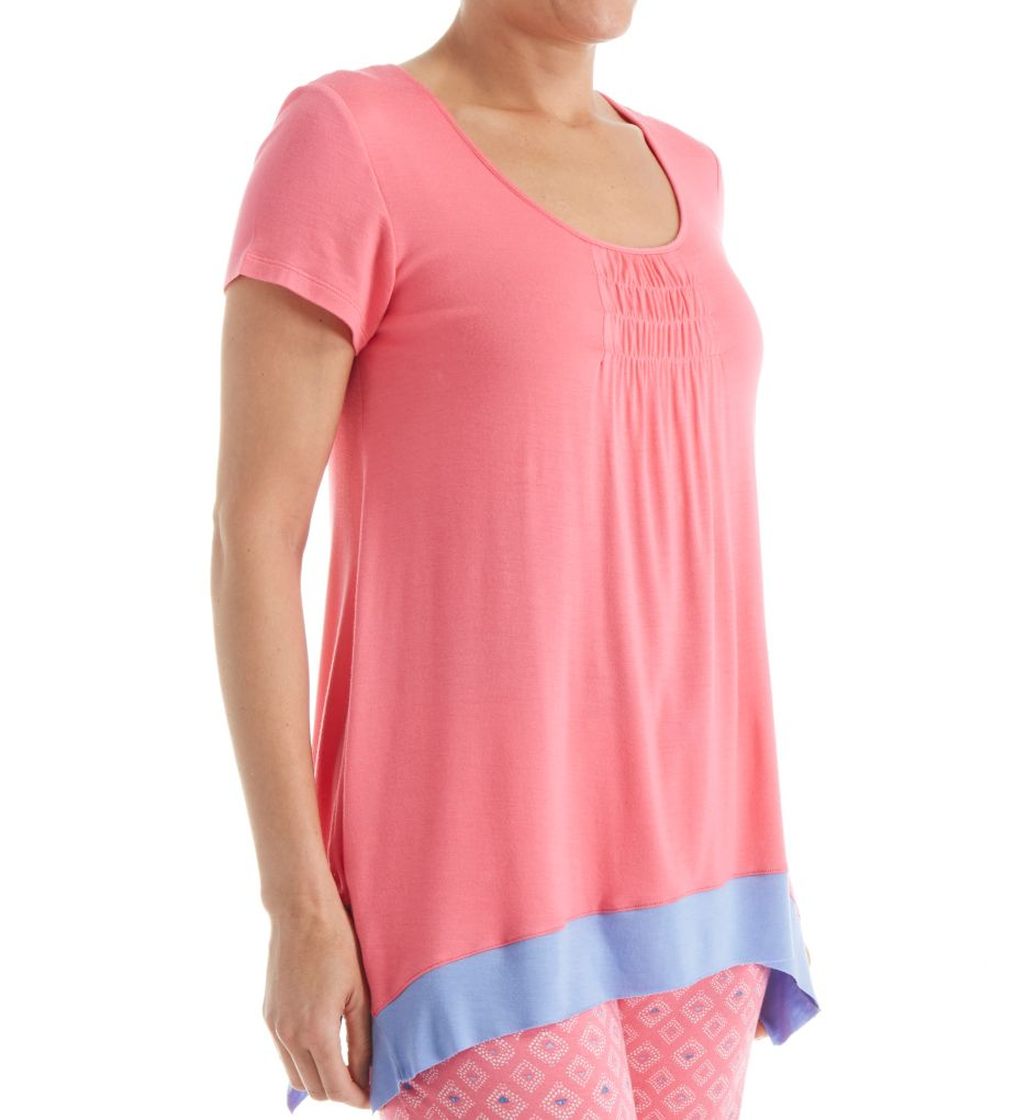 Anne Klein Summer Short Sleeve Top