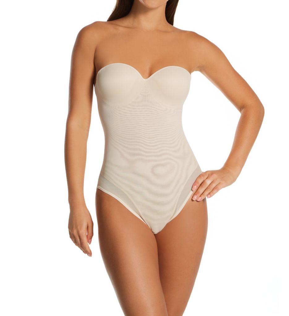 Annette Convertible Strapless Bodysuit