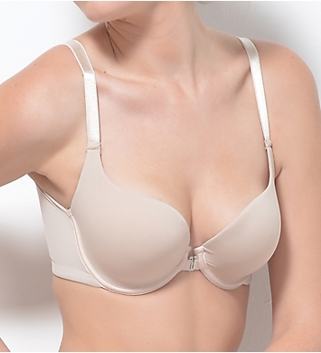 Annette Back Support Low Plunge Underwire Bra