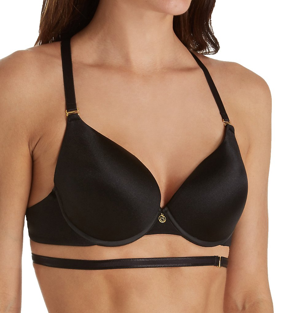 Annette >> Annette UN0017BR Backless Bra with Convertible Straps (Black 32B)