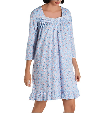 Aria Spring Flurry 3/4 Sleeve Short Gown