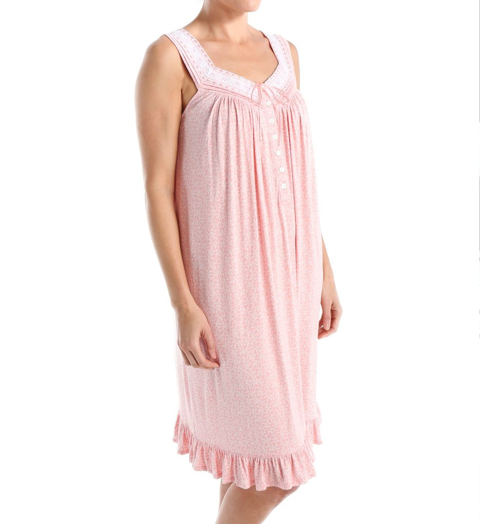 Aria Sunshine Sleeveless Short Nightgown