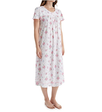 Aria Short Sleeve Ballet Nightgown