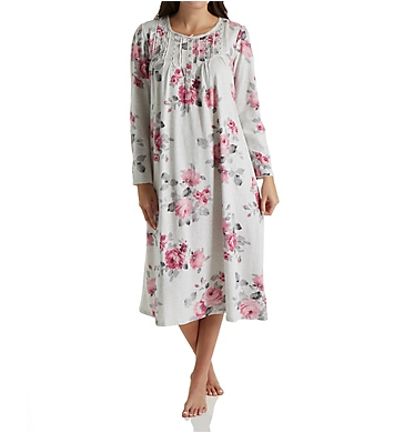 Aria Pink Delight Long Sleeve Ballet Nightgown