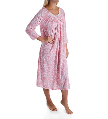 Aria Pink Passion 3/4 Sleeve Ballet Gown