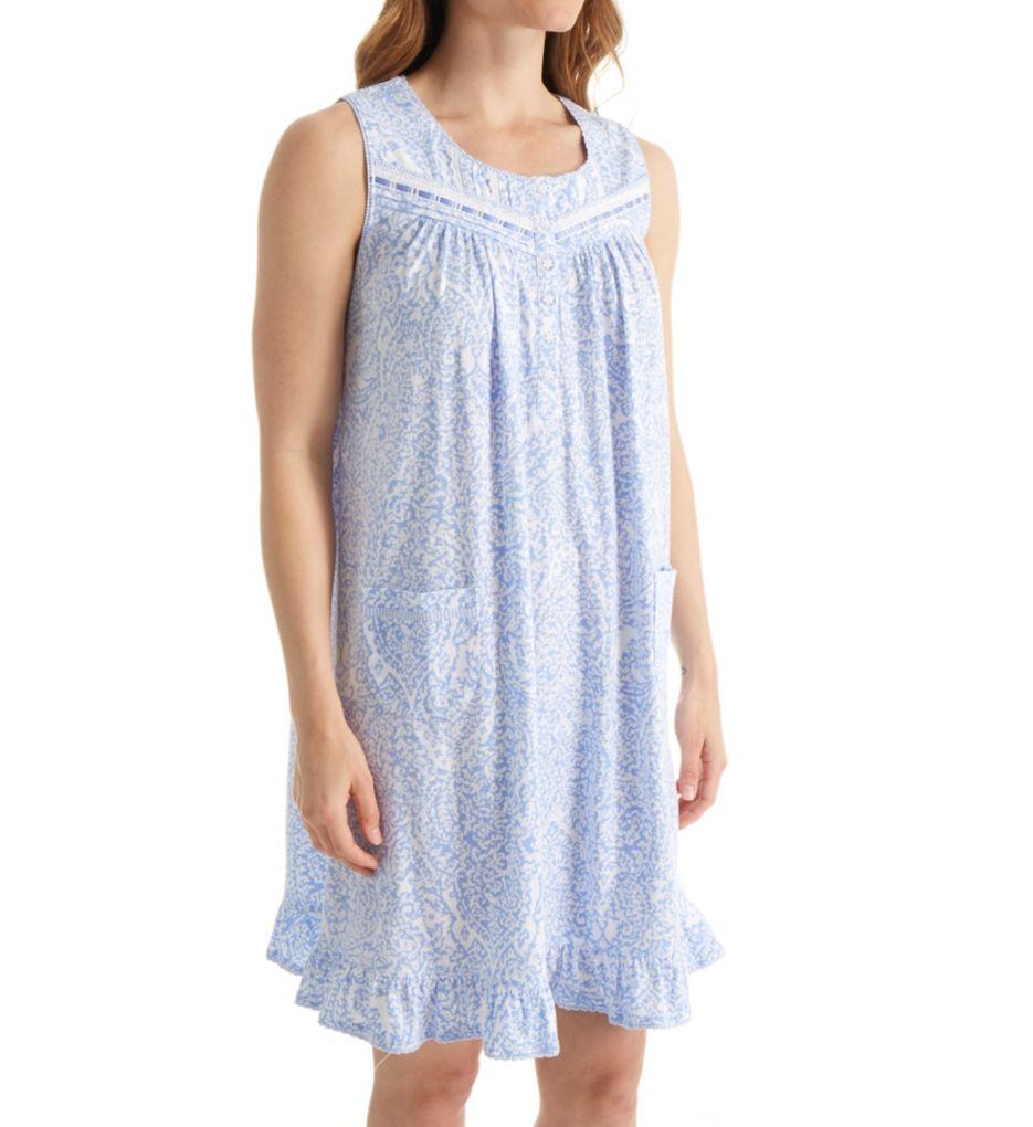Aria Daydream Sleeveless Short Nightgown