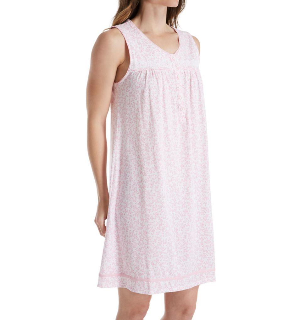 Aria Ditsy Sleeveless Nightgown