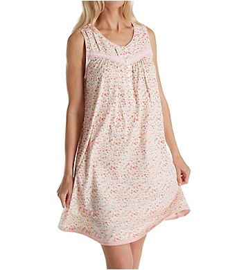 Aria Spring Sleeveless Short Nightgown
