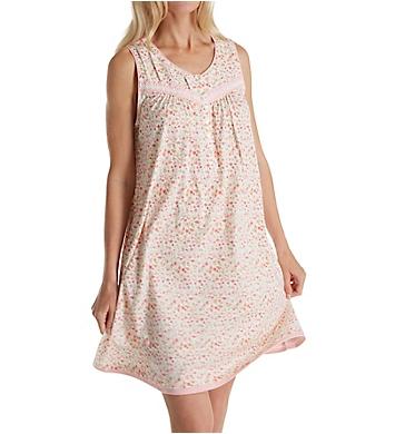 Aria Spring Sleeveless Short Nightgown