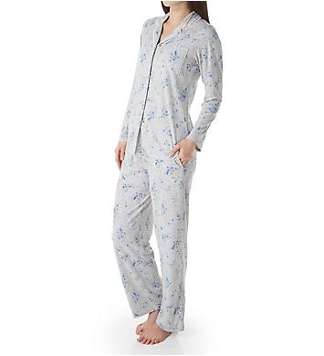 Aria Blue Ivy Long Sleeve PJ Set