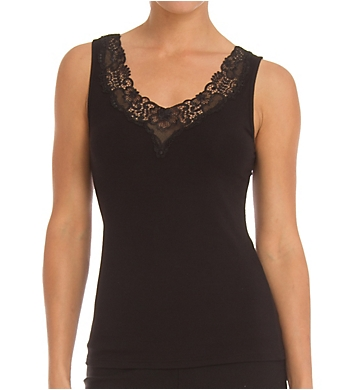 Arianne Teri Camisole with Front Lace
