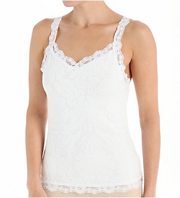 Arianne Victoria Lace-Trimmed Camisole