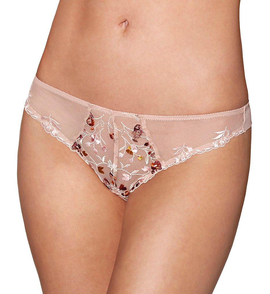Aubade >> Aubade FB26 Divin Bouquet Tanga Panty (Aurore XL)