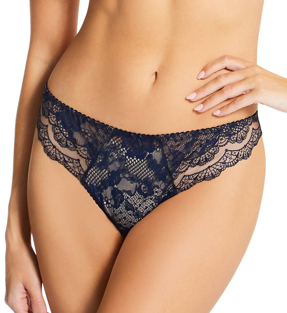 Aubade - Aubade ND26 Soleil Nocturne Tanga Panty (Crepuscule XS)