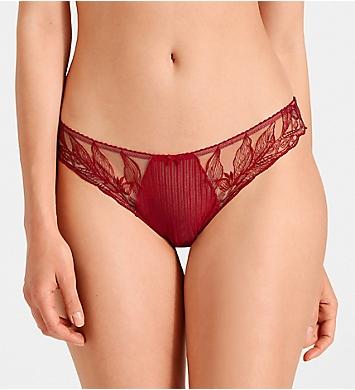 Aubade Fleur De Tattoo Italian Bikini Brief Panty