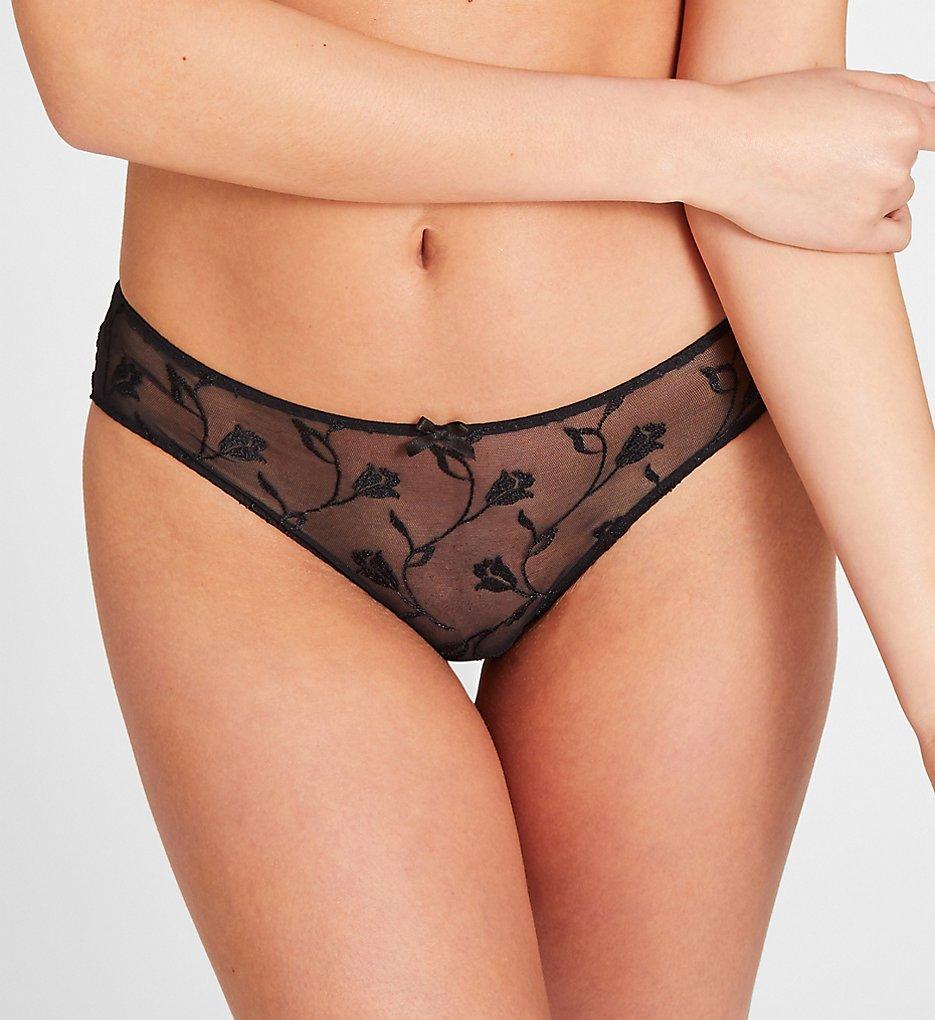 Aubade - Aubade TM22 Softessence Brazilian Brief Panty (Black XS)