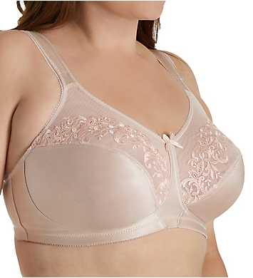 Aviana Soft Cup Embroidered Bra