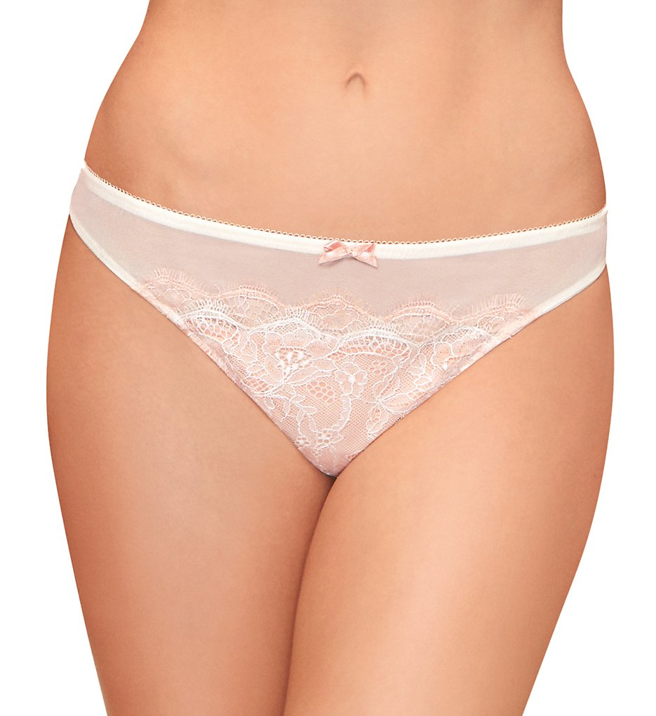 b.tempt'd by Wacoal >> b.tempt'd by Wacoal 942261 b.sultry Thong (Vanilla Ice/PeachBeige L)