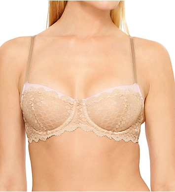 b.tempt'd by Wacoal Love Triangle Lace Underwire Bra