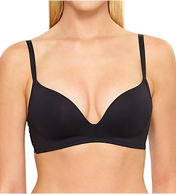 b.tempt'd by Wacoal Tied in Dots Wire Free Microfiber Push Up Bra